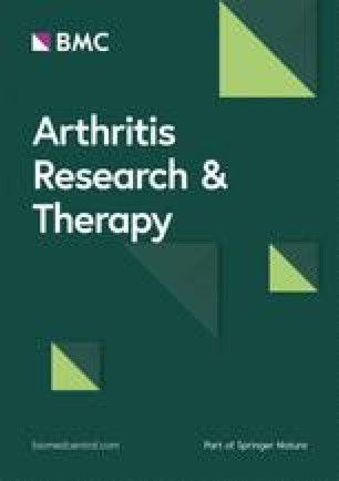 Arthritis Res Ther