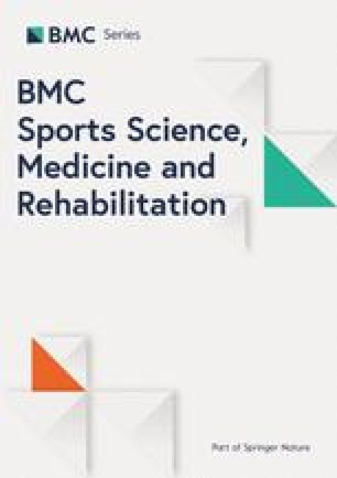 BMC Sports Science, Medicine and Rehabilitation