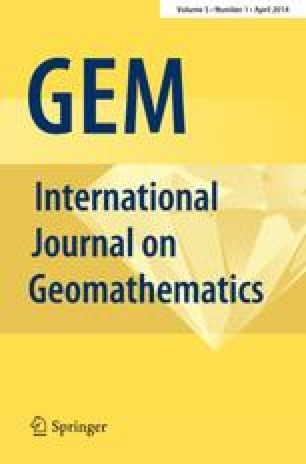GEM - International Journal on Geomathematics