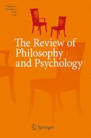 Review of Philosophy and Psychology