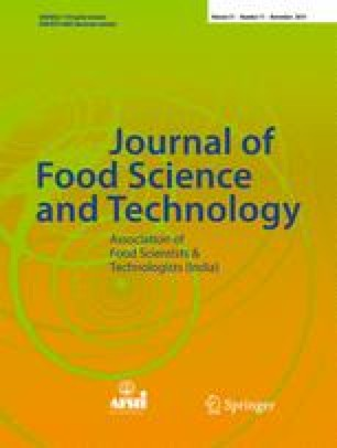 Journal of Food Science and Technology