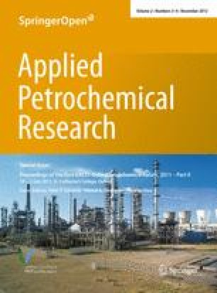 Applied Petrochemical Research - Springer