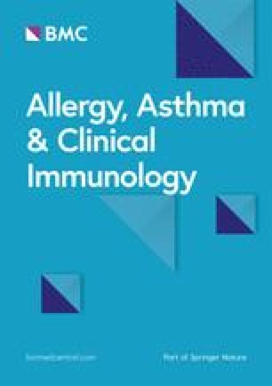 Allergy, Asthma & Clinical Immunology