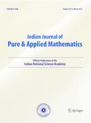 Pure And Applied Mathematics Book