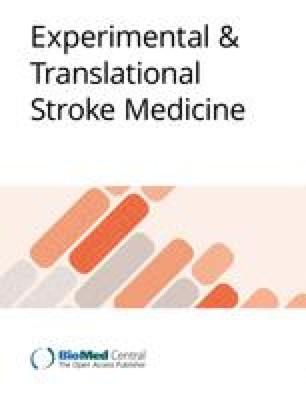 Experimental & Translational Stroke Medicine