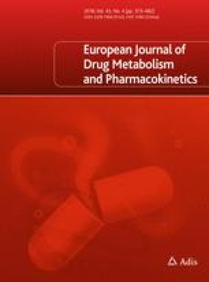 European Journal of Drug Metabolism and Pharmacokinetics