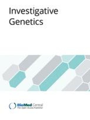 Investigative Genetics