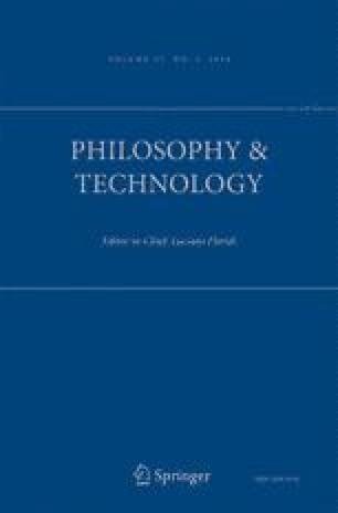 Philosophy & Technology