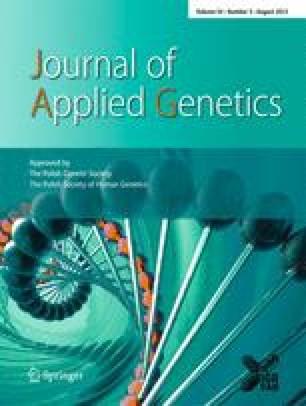 Journal of Applied Genetics