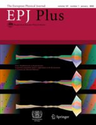 The European Physical Journal Plus