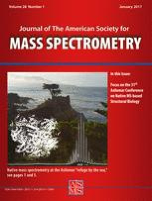 Native Mass Spectrometry: What is in the Name? | SpringerLink