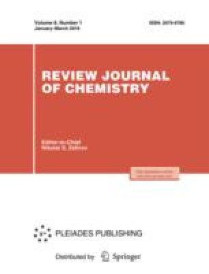 Review Journal of Chemistry - Springer
