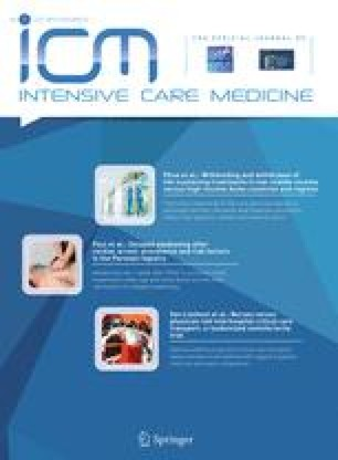 European journal of intensive care medicine