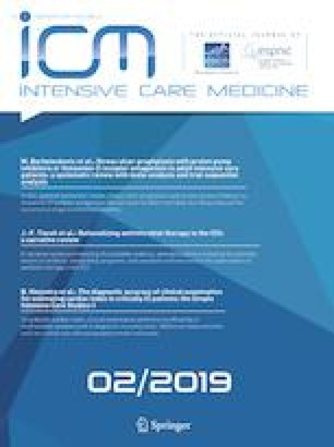 Rationalizing antimicrobial therapy in the ICU: a narrative