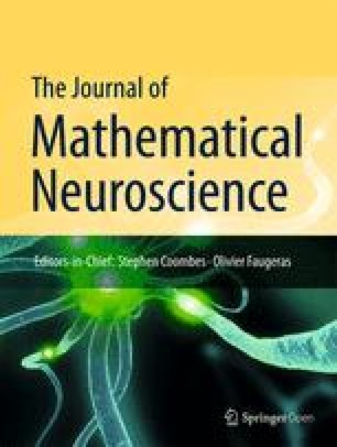 The Journal of Mathematical Neuroscience