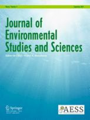 Journal of Environmental Studies and Sciences