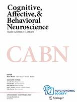 Cognitive, Affective, & Behavioral Neuroscience