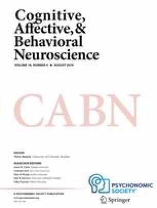 Cognitive, Affective, & Behavioral Neuroscience - Springer