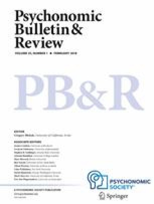 Psychonomic Bulletin & Review