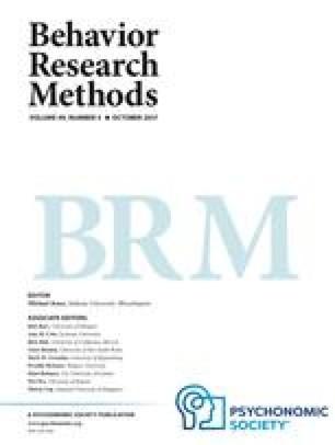 behavior research methods springer