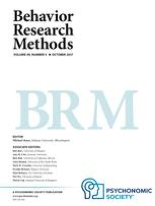 Behavior Research Methods & Instrumentation