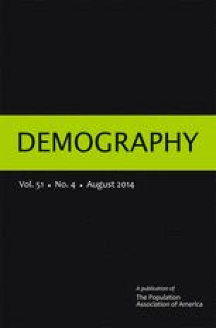 Картинки по запросу Demography  journal