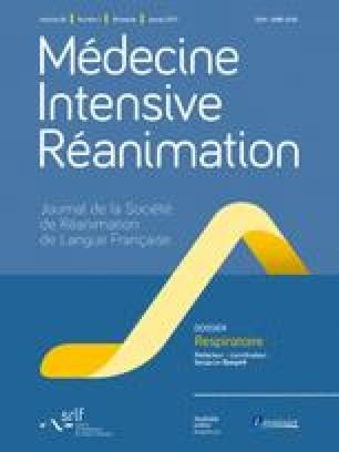 Médecine Intensive Réanimation