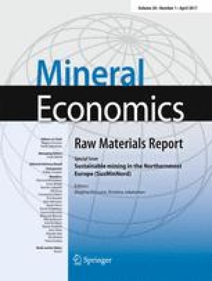 The local employment impacts of mining: an econometric