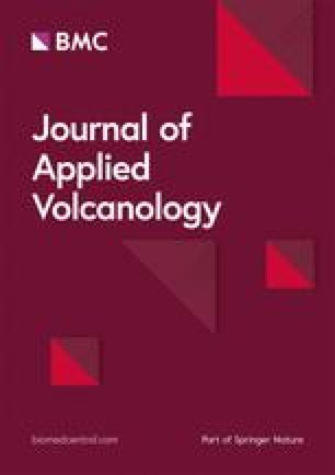 Journal of Applied Volcanology