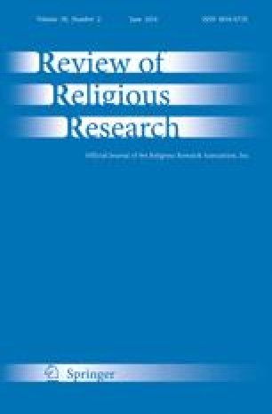 Social Networks and Religious Violence | SpringerLink