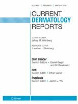 Review Update on Topical Therapy for Psoriasis | SpringerLink
