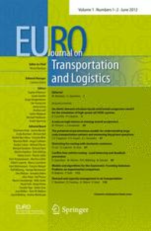 Demand and capacity management in air transportation