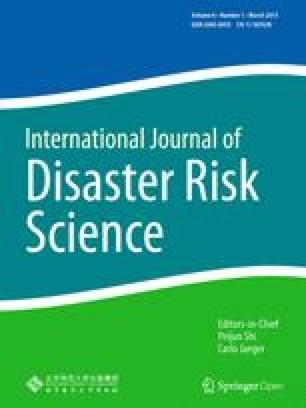 International Journal of Disaster Risk Science