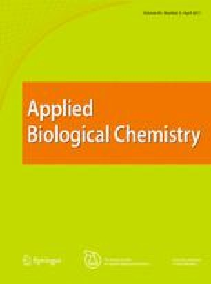 Applied Biological Chemistry