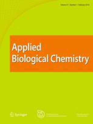 Applied Biological Chemistry