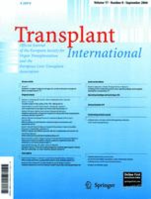Expression Of HSP 70 As A Potential Prognostic Marker For Acute Rejection In Human Liver Transplantation