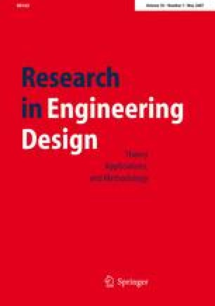 Research in Engineering Design