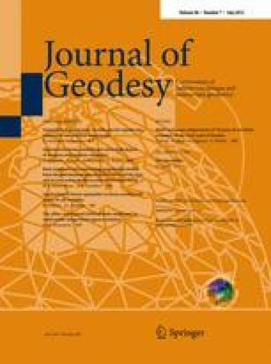 Journal of Geodesy