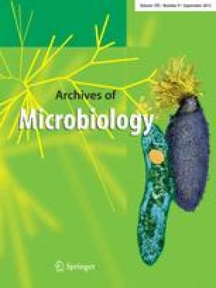 Archiv für Mikrobiologie