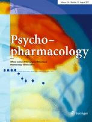 Psychopharmacologia