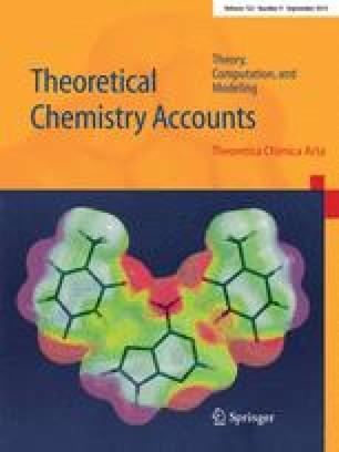 Theoretical Chemistry Accounts