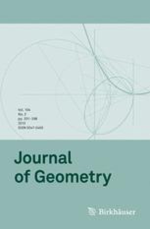 Journal of Geometry