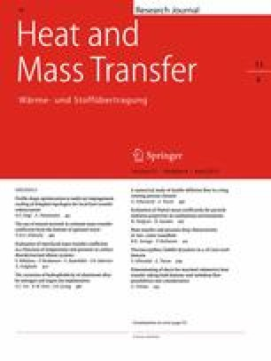 A novel 1D/2D model for simulating conjugate heat transfer applied
