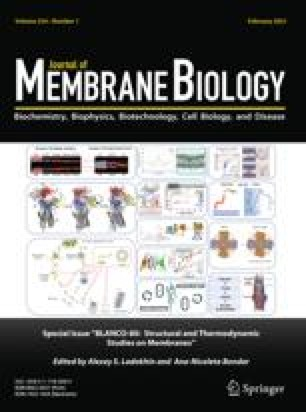 The Journal of Membrane Biology