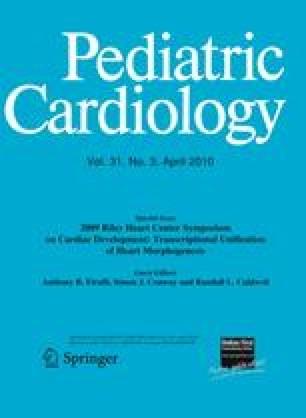 Pediatric Cardiology - Springer