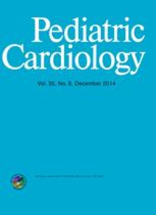 Pediatric Cardiology - Springer
