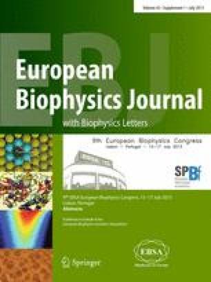 European Biophysics Journal