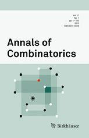 Annals of Combinatorics