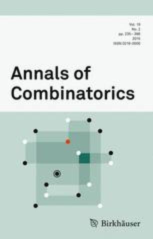 Annals of Combinatorics - Springer