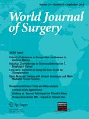 Multidisciplinary management of cancer of the anus ...